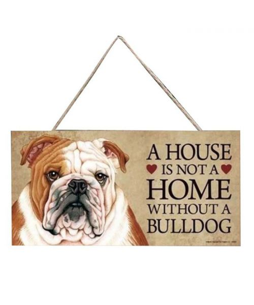 plate house bulldog
