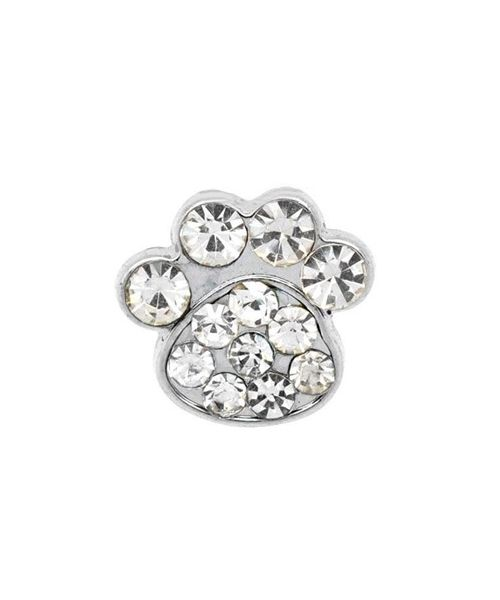 Paw dog rhinestone not expensive for original gift ideal chihuahua yorkshire cat pug...