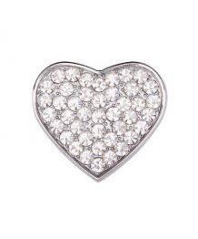 Small heart rhinestones for collar and harness customizable