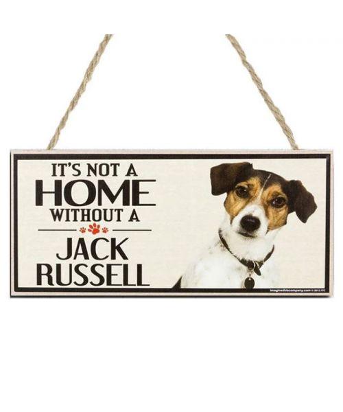 plaque jack russel