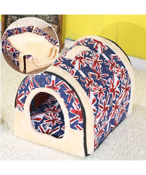 niche for dog union jack