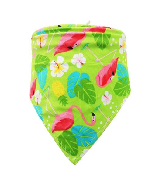scarf for dog tropical