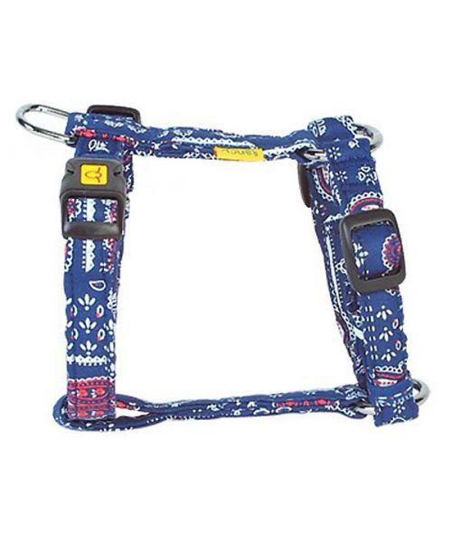 harnais pour chien tribal