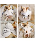 Bathrobe for dog Jumpsuit
