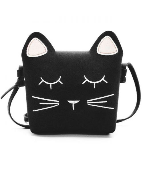 bag cat woman