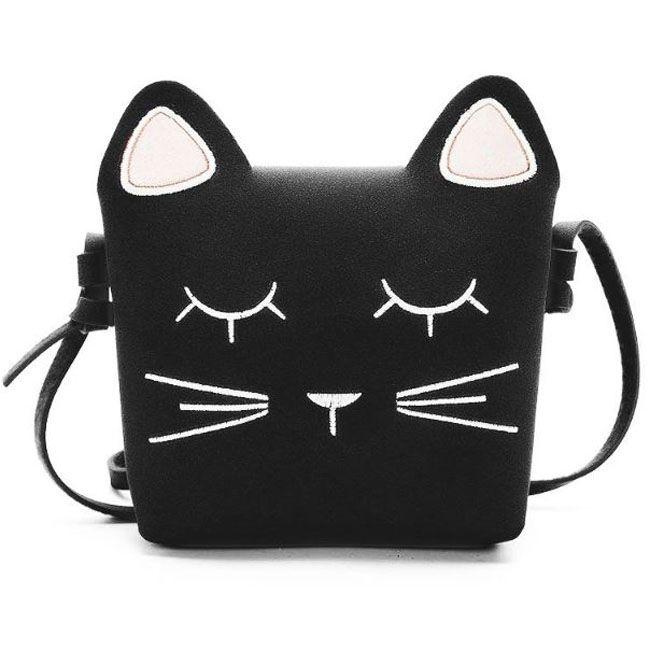 sac chat pour femme