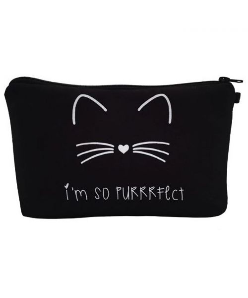 Trousse chat Kitty