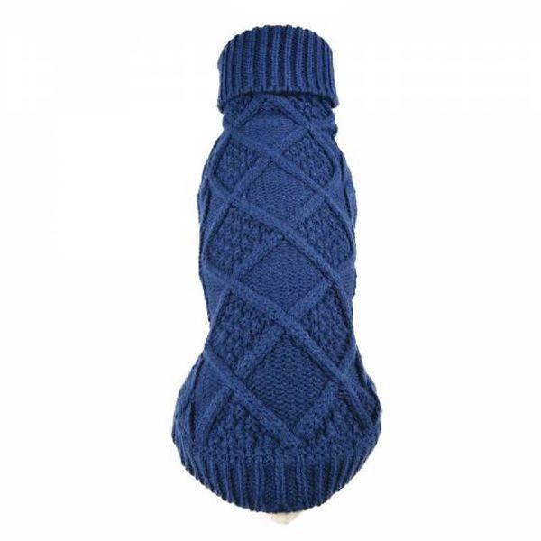 navy blue dog sweater reunion island martinique guadeloupe saint barthelemy