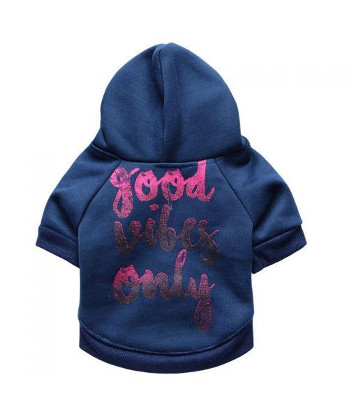 Sweatshirt dog hoody - Red