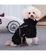 combinaison de pluie pour petit chien
