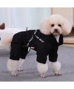 Combination for dog waterproof Harness integrated