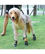 combi pour grand chien pour la pluie