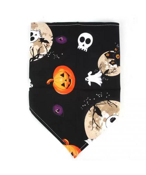 funny halloween scarf