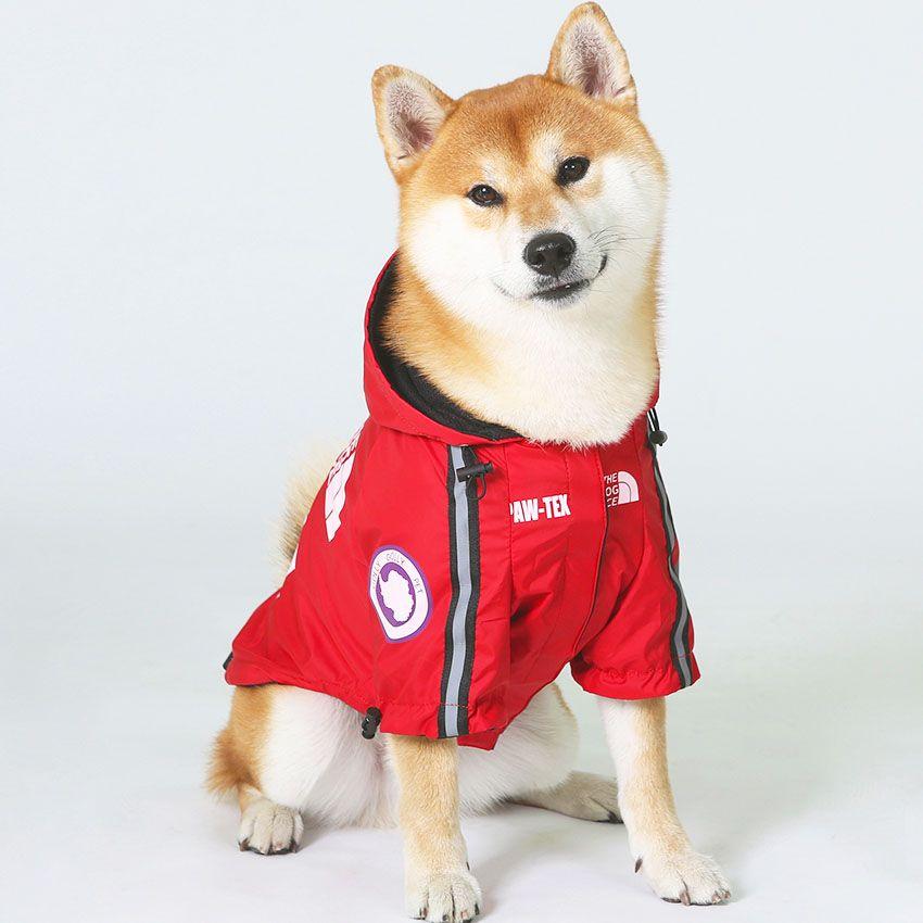 manteau de pluie pour chien de qualité