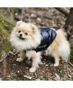 jacket-brown-for-dog-waterproof-fleece