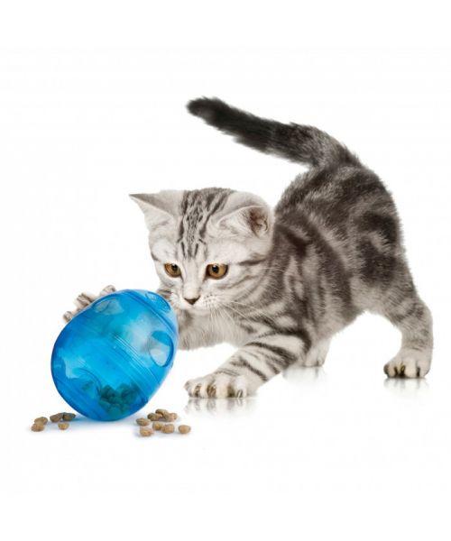 distributeur croquette pour chat