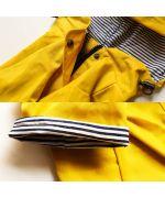 marine raincoat for animals