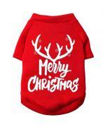 dog sweater for christmas