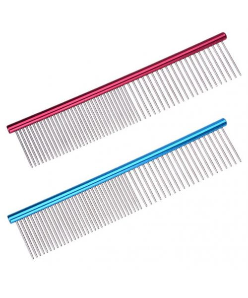 metal comb for dog