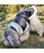 manteau imperméable pour chien facile à fermer