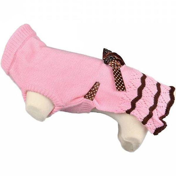 Monaco pink bitch sweater