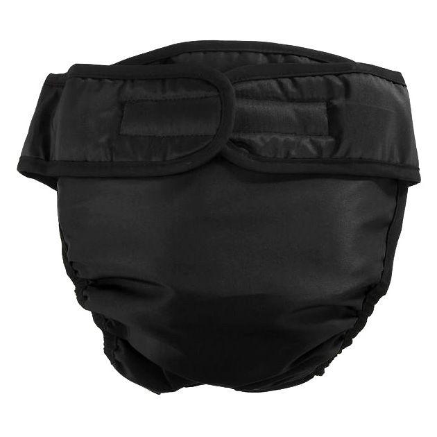 panties for dog black