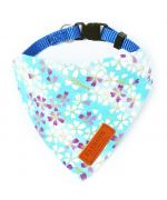 collier bandana pour petit chien