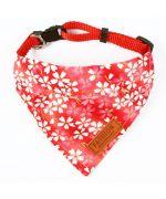 foulard rouge pour petit chien