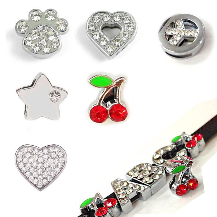 charms strass 10 mm