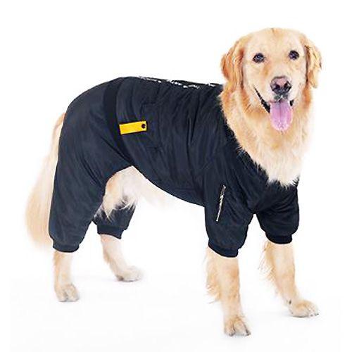 winter dog jumpsuit
