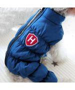 habit pour chien chaud