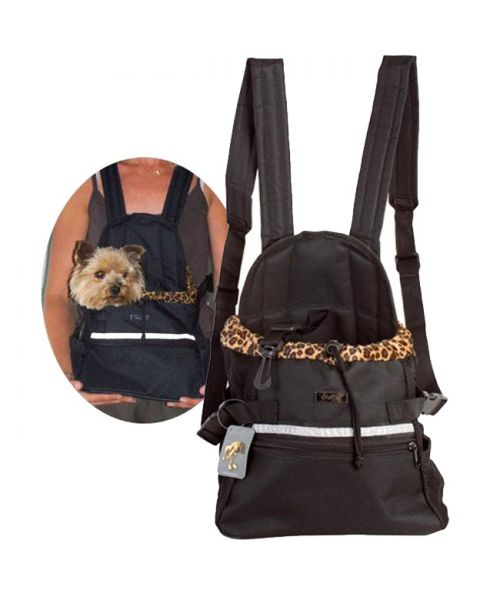 sac de transport classe pour chien