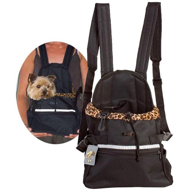 bag for dog leopard