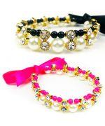colliers perles pour chiens
