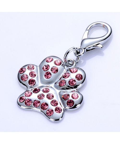 rhinestone pendant for dog collar