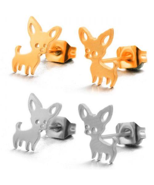 the earrings chihuahua
