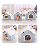 cute cat house
