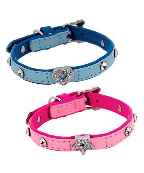 Collier strass pour chihuahua