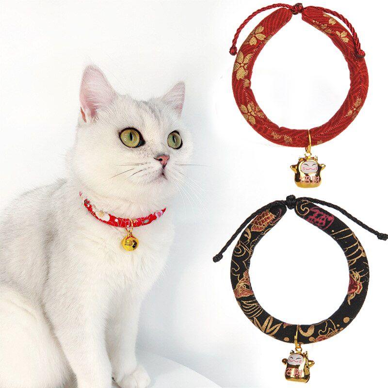 collier japonais pour chien et chat