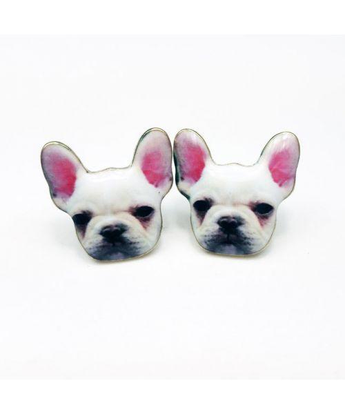 """Earrings for women """"Chihuahua"""""""