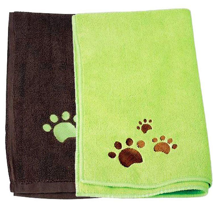 Serviette ultra absorbante pour chien et chat