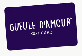 gift card gueule d'amour