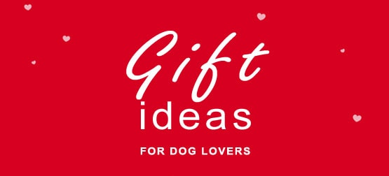 gift ideasfor dog lovers