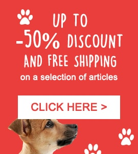 Discount for dog and cat